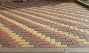 Бруківка. Тротуарна плитка від виробника.