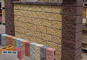 Шлакоблок,  блок декоративный — надежный стеновой камень