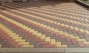 Брусчатка. Тротуарная плитка от производителя.